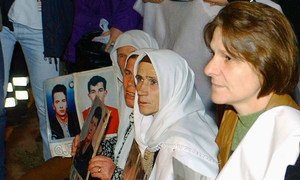 The World Must Not Be 'Neutral' on Enforced Disappearances