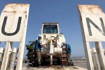 UNIFIL imepeleka vikosi vyake Beirut kusaidia Jeshi la Lebanon katika kuweka sawa mji huo  baada ya milipuko  Bandarini.