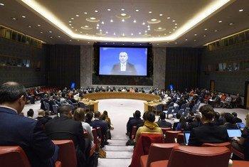 Para Nickolay Mladenov, paz duradoura apenas pode ser alcançada tendo como base a justiça, os direitos humanos e a lei internacional.