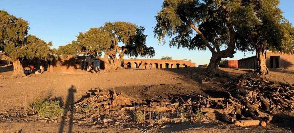 Дом семьи Макки в деревне Аль-Малам