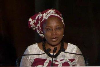 联合国防止种族灭绝特别顾问爱丽丝·恩德里图