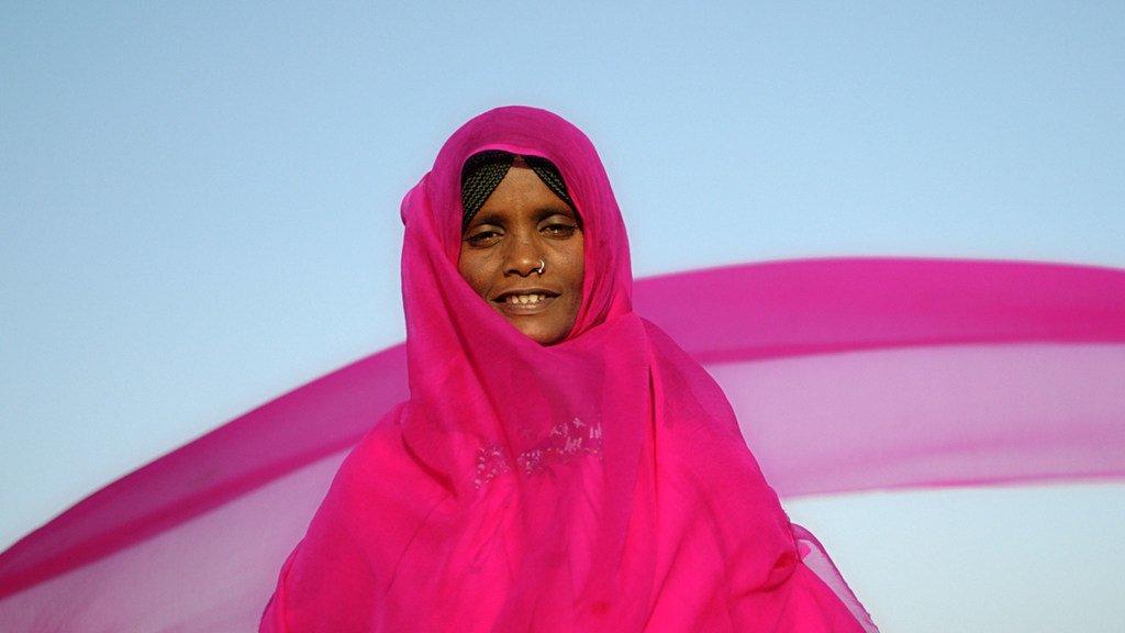 卡迪亚·穆罕默德(Khadija Mohammed)是来自埃塞俄比亚阿法尔(Afar)地区的女性外阴残割幸存者者。