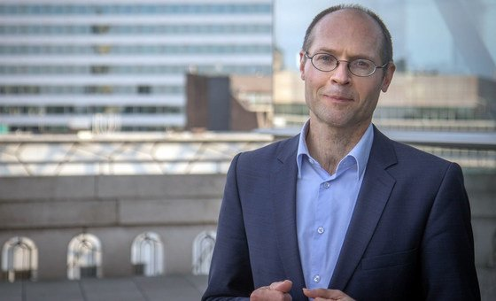 Olivier De Schutter, United Nations Special Rapporteur on extreme poverty and human rights.