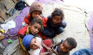 Миллионы йеменцев нуждаются в продовольственной помощи.
