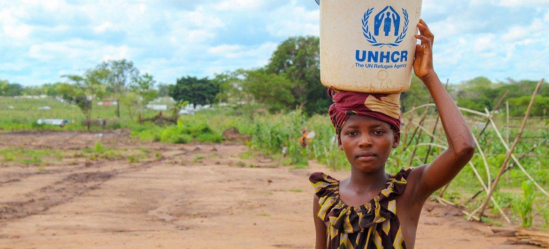 Agências da ONU estão apoiando pessoas deslocadas pela violência
