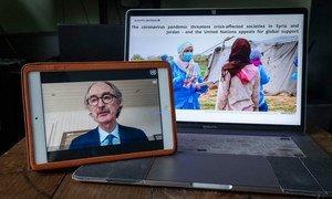 Спецпосланник ООН Гейр Педерсен проинформировал членов Совбеза о ситуации в Сирии.