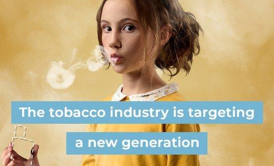 विश्व स्वास्थ्य संगठन ने सभी युवाओं से तम्बाकू सेवन मुक्त पीढ़ी बनने की जद्दो-जहद में शामिल होने का आहवान किया है.