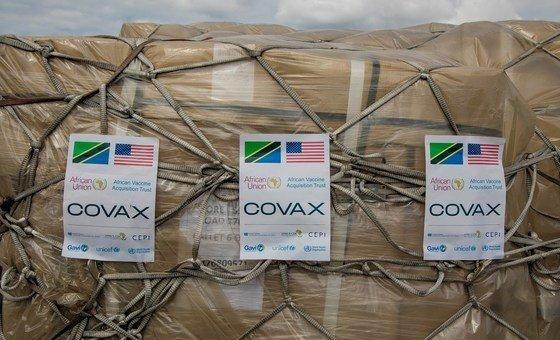 COVID-19 vaccines delivered done  the COVAX Facility get  successful  Tanzania.