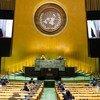 Министр иностранных дел Объединенных Арабских Эмиратов (ОАЭ) Абдалла бен Заид Аль Нахайян выступил в ходе общеполитической дискуссии на 75-й сессии Генассамблеи ООН.