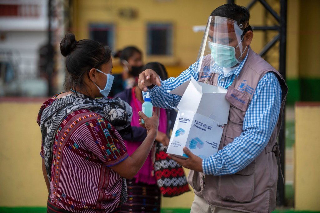 In Guatemala, the UN food relief agency, the World Food Programme (WFP) is assisting indigenous communities affected by food insecurity due to the socioeconomic impact of the COVID-19 pandemic.