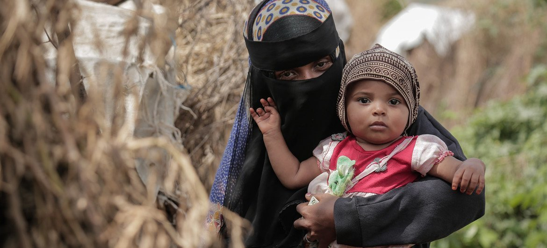2021 UNHCR Nansen Refugee Award winner, Jeel Albena, provides a lifeline to displaced Yemenis.