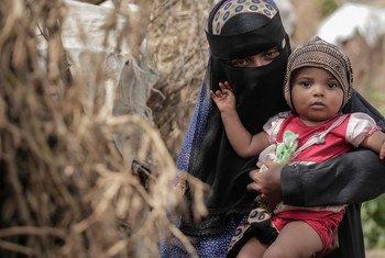A Associação Jeel Albena fornece ajuda a deslocados do Iêmen.