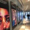В ООН открылась выставка, посвященная десятилетию учреждения мандата Спецпредставителя по воспросу о сексуальном насилии в условиях конфликта.