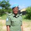 L'inspecteur en chef Doreen Malambo, servant dans la Mission des Nations Unies au Soudan du Sud (MINUSS), a été choisie comme femme policière des Nations Unies de l'année 2020.