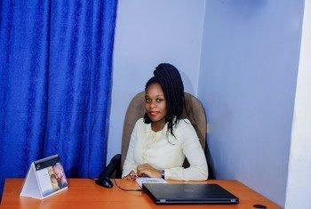 Jonitha Nitoya Joram mkufunzi wa ujasiriamali Tanzania