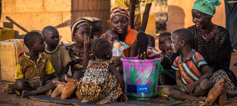 Les pays en développement comme le Burkina Faso pourraient avoir besoin d'un soutien supplémentaire de la communauté internationale à la suite de la pandémie de COVID-19.