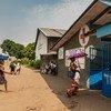 Centro de saúde no distrito de Nsele, na República Democrática do Congo.