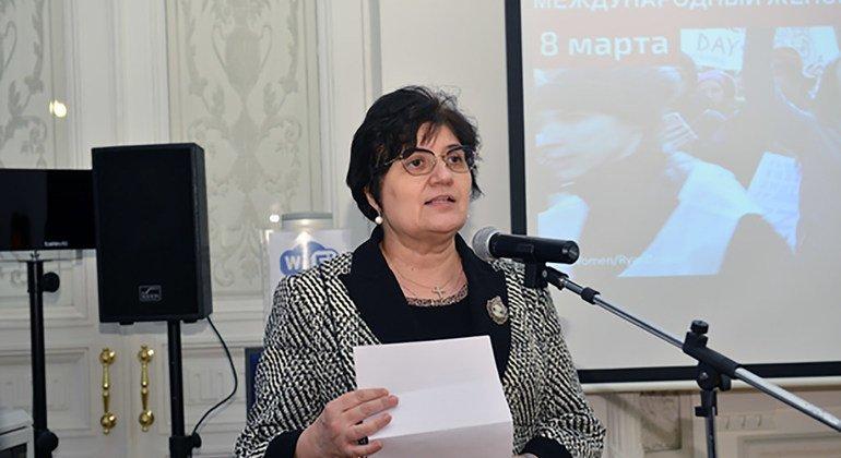 Глава представительства ВОЗ в России Мелита Вуйнович