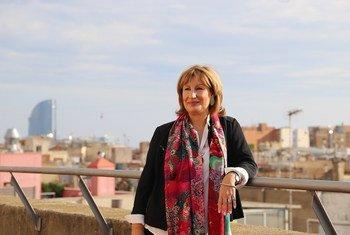 Emilia Saiz Carrancedo, secretaria general de Ciudades y Gobernos Locales Unidos