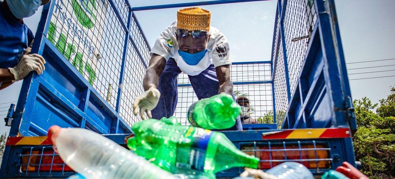 Kenya has limited the use of single-use plastic.