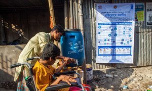 In Bangladesh, the UN Development Programme and partners have rolled out  emergency support to vulnerable communities.
