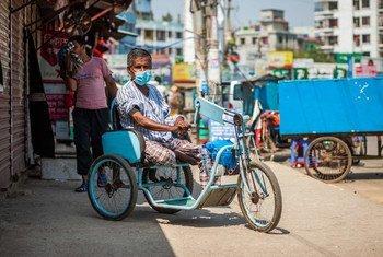 预计孟加拉国等发展中国家的脆弱人群将受到2019冠状病毒病大流行的严重打击。