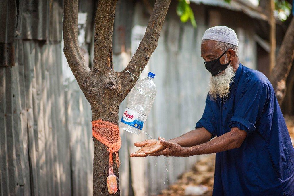 孟加拉国的老年人预计将在此次新冠疫情中受到严重影响。