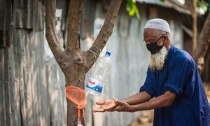 Older people in countries like Bangladesh are expected to be heavily impacted by COVID-19.