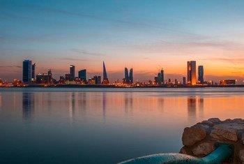 المنامة، عاصمة البحرين.