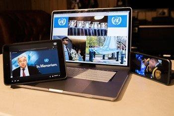 O chefe da ONU afirmou que os funcionários mortos se sacrificaram para que o mundo pudesse ter dias melhores.
