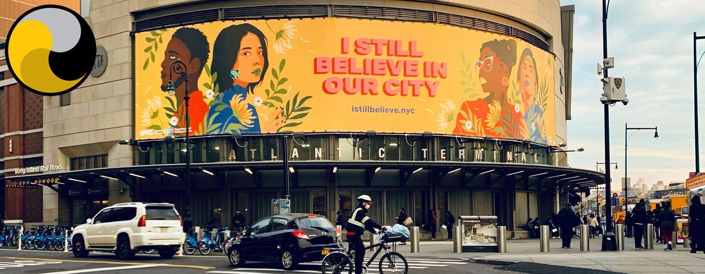 I Still Believe in Our City.