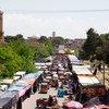 Город Герат и одноименная провинция расположены на западе Афганистана.