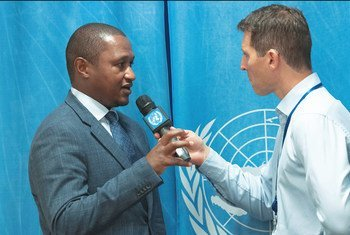 Mamadou Dian Balde, Deputy Director, Division of Resilience and Solutions, UNHCR.