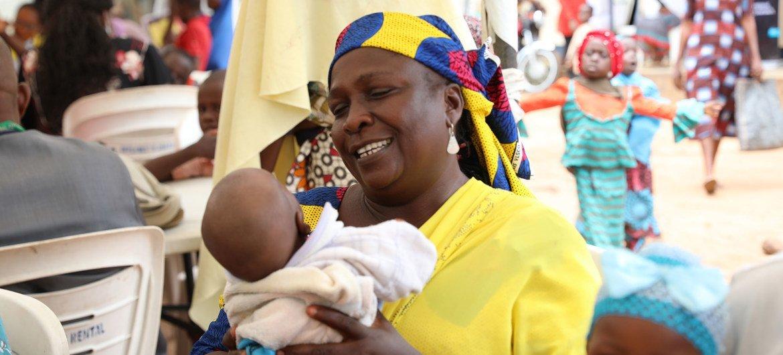 Unicef ressalta que muitos bebês e crianças não estão recebendo nutrientes essenciais.