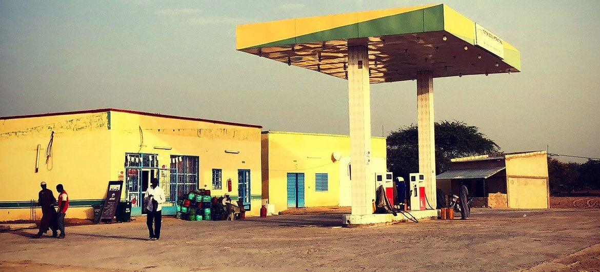 After a 20-year campaign, the use of leaded petrol or gasoline has ended worldwide, including in Chad. (pictured)