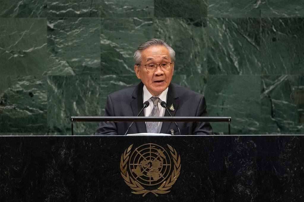 Thailand's Minister for Foreign Affairs addresses General Debate, 74th Session