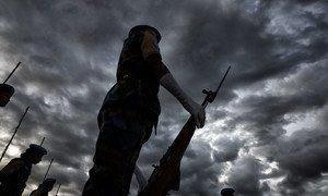Polícia ao serviço da missão da ONU no Haiti, Minujusth