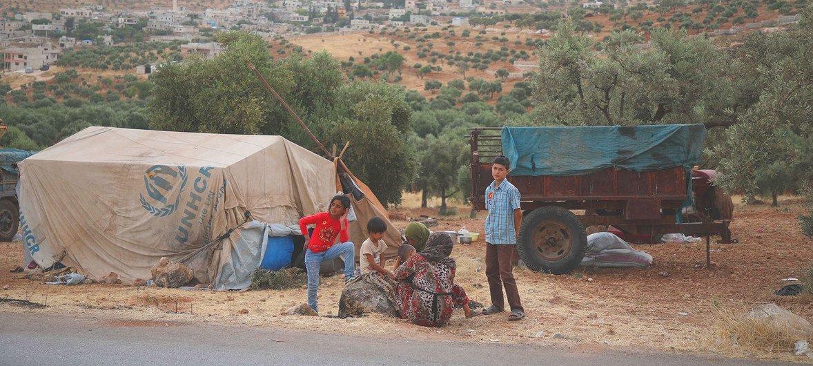 叙利亚:过去三周暴力升级致30万人流离失所 安理会再次举行闭门磋商