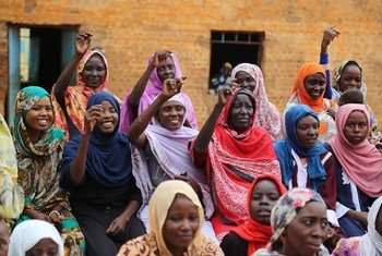 La participation des femmes dans les processus politiques bénéficiera à tous les Soudanais, selon l'ONU.