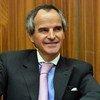 Mariano Grossi está realizando uma viagem de quatro dias ao Irã