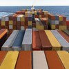 Shipping companies are working towards sustainable maritime transport as part of the Sustainable Development Goals.