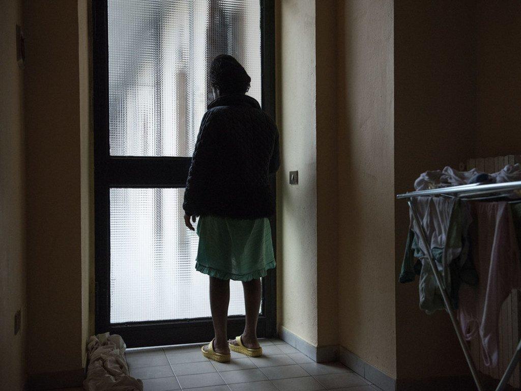 © UNICEF/Alessio Romenzi