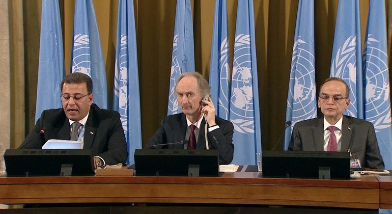 Process to draft Syria constitution begins this week