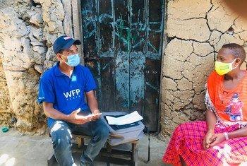 Familia 24,000 nchini Kenya mji wa Mombasa wamepokea pesa taslimu kutoka kwa WFP kufuatia vipato vyao kusambaratishwa na COVID-19