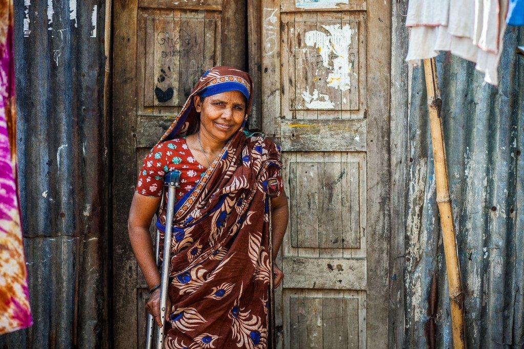 联合国开发计划署为孟加拉国贫困城市地区提供紧急新冠防护支持。