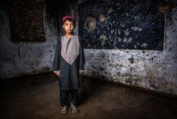 De nombreuses écoles en Afghanistan ont subi les effets d'un conflit à long terme.