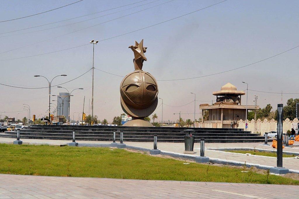 العاصمة العراقية بغداد.