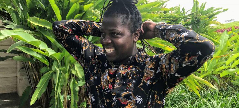 Keem Love Black est une femme transgenre ougandaise.