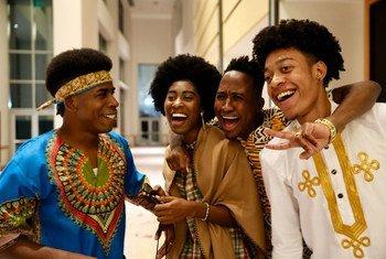पहली बार, 31 अगस्त 2021 को, अफ़्रीकी मूल के लोगों का अन्तरराष्ट्रीय दिवस मनाया गया है.