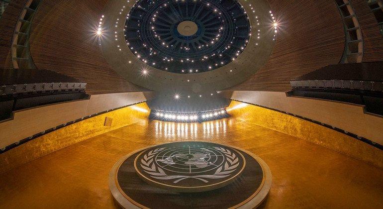 वर्ष 2021 के लिये 3.2 अरब डॉलर के यूएन बजट को, महासभा की मज़ूरी